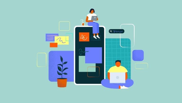 الهاتف المحمول: أساسيات تصميم تجربة المستخدم (UX)
